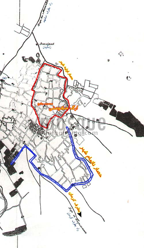 حصار شهر یزد
