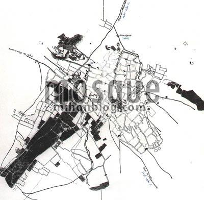 قدیمیترین نقشه یزد